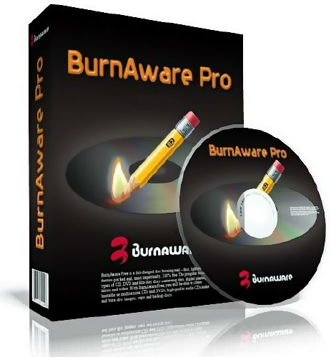 BurnAware Professional 9.5